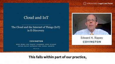 Photo of The Cloud and The Internet of Things