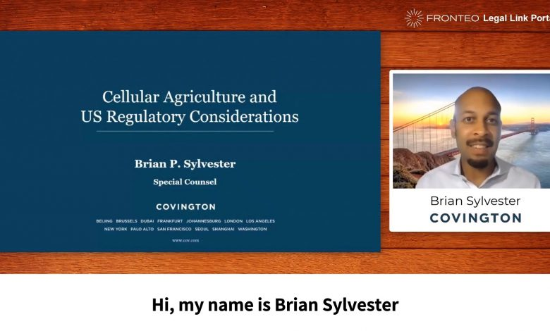 Photo of Cellular Agriculture and US Regulatory Considerations